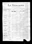 Le Messager, V2 N6, (04/28/1881)