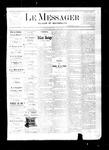 Le Messager, V2 N7, (05/05/1881)