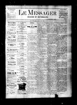 Le Messager, V2 N8, (05/12/1881)