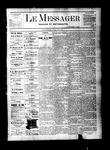 Le Messager, V2 N9, (05/19/1881)