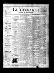 Le Messager, V2 N10, (05/24/1881)