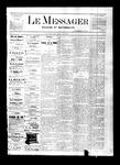 Le Messager, V2 N11, (06/02/1881)