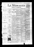 Le Messager, V2 N13, (06/15/1881)
