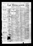 Le Messager, V2 N15, (06/30/1881)