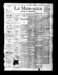 Le Messager, V2 N16, (07/07/1881)