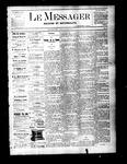 Le Messager, V2 N18, (07/21/1881)