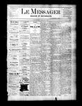 Le Messager, V2 N20, (08/04/1881)