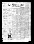 Le Messager, V2 N23, (08/25/1881)