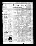Le Messager, V2 N24, (09/01/1881)