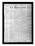 Le Messager, V1 N24, (08/26/1880) by Le Messager