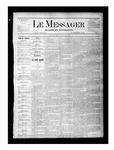Le Messager, V1 N24, (08/26/1880)
