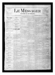 Le Messager, V1 N26, (09/09/1880) by Le Messager
