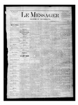 Le Messager, V1 N29, (10/07/1880) by Le Messager