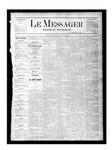 Le Messager, V1 N30, (10/14/1880)