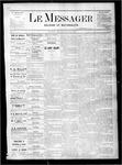 Le Messager, V1 N32, (10/28/1880)