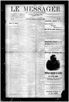 Le Messager, V10 N32, (10/31/1889)