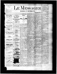 Le Messager, V2 N27, (09/22/1881)