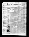 Le Messager, V2 N28, (09/29/1881)