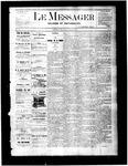 Le Messager, V2 N30, (10/13/1881)