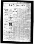 Le Messager, V2 N34, (11/10/1881)
