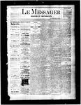 Le Messager, V2 N35, (11/17/1881)