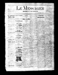 Le Messager, V2 N37, (12/01/1881)