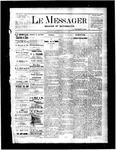 Le Messager, V2 N39, (12/15/1881)