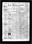 Le Messager, V2 N40, (12/22/1881)