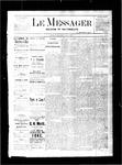 Le Messager, V2 N42, (01/05/1881)