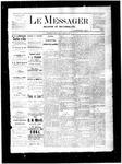 Le Messager, V2 N44, (01/19/1881)