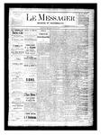 Le Messager, V2 N48, (02/18/1882)