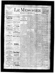 Le Messager, V2 N50, (03/02/1882)