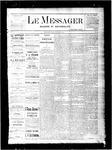 Le Messager, V2 N51, (03/09/1882)