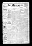 Le Messager, V3 N2, (03/30/1882)