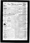 Le Messager, V3 N4, (04/13/1882)
