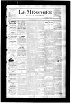 Le Messager, V3 N5, (04/20/1882)