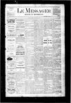 Le Messager, V3 N6, (04/27/1882)