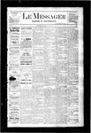 Le Messager, V3 N9, (05/18/1882)