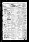 Le Messager, V3 N11, (06/01/1882)