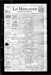 Le Messager, V3 N14, (06/22/1882) by Le Messager