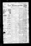 Le Messager, V3 N15, (06/29/1882)