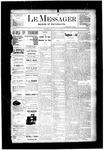 Le Messager, V3 N20, (08/03/1882)