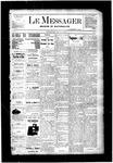 Le Messager, V3 N21, (08/10/1882)