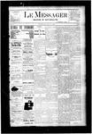 Le Messager, V3 N22, (08/17/1882)