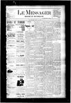 Le Messager, V3 N24, (08/31/1882)