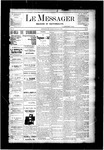 Le Messager, V3 N27, (09/21/1882)