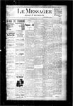 Le Messager, V3 N29, (10/05/1882)