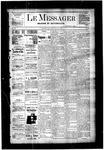 Le Messager, V3 N33, (11/02/1882)