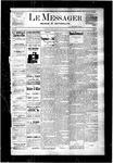 Le Messager, V3 N36, (11/23/1882)