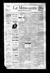 Le Messager, V3 N40, (12/21/1882)